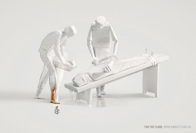esculturas de papel vida diaria