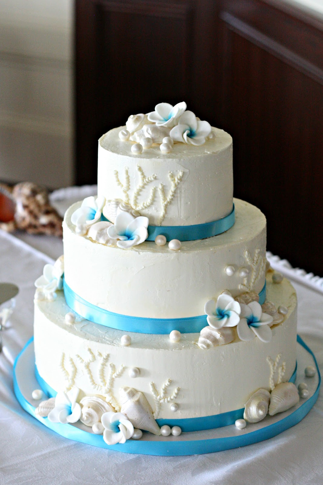 Sweet & Splendid beachy wedding edition