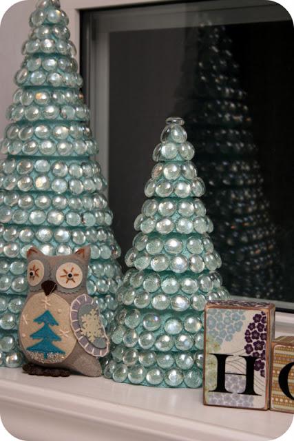 Someday Crafts Glass Bead Christmas Tree