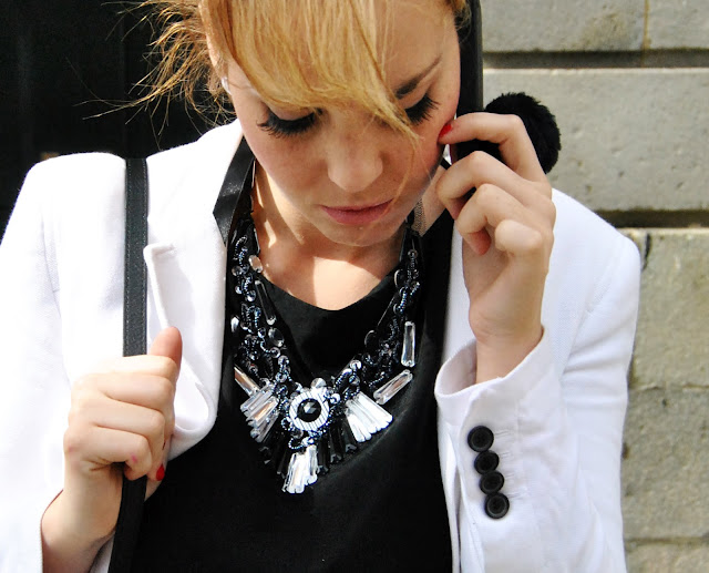 nery hdez, iphone case, leggins, white blazer