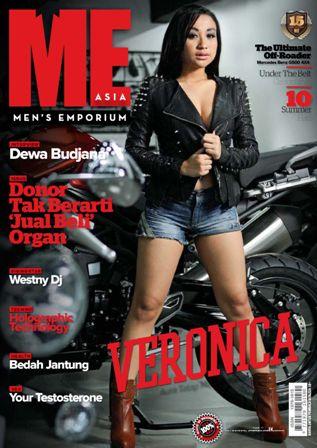 Download Gratis Majalah Men's Emporium ME Asia Magazine No.159/2015 Fitria Veronica, Aura Sensual dalam Tatapan Mata - Featuring : Fitria Veronica, Jennifer Mentari, Putry Karenina, Westnu DJ | www.insight-zone.com
