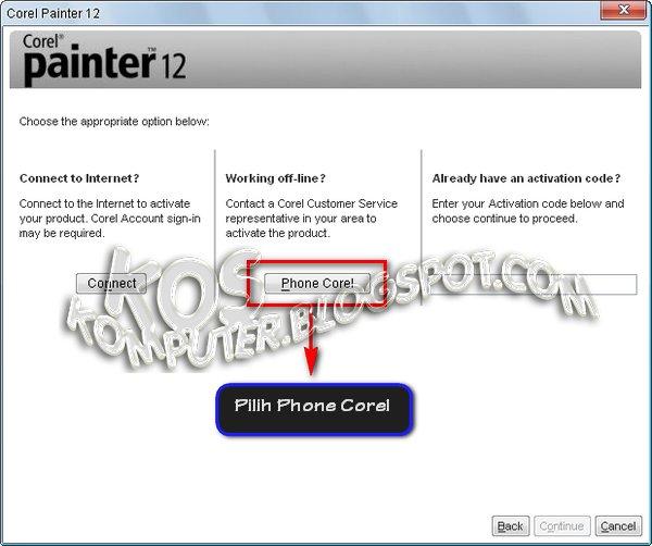 corel painter 12 keygen osx86