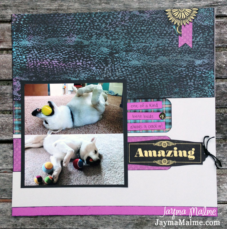 Playing With Paper Scrapbooks Cards Diy How To Create Scrapbook