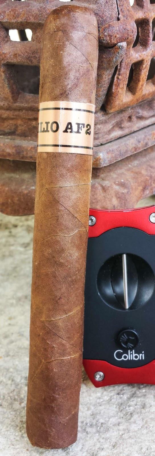 Emilio Cigars AF-2 Toro