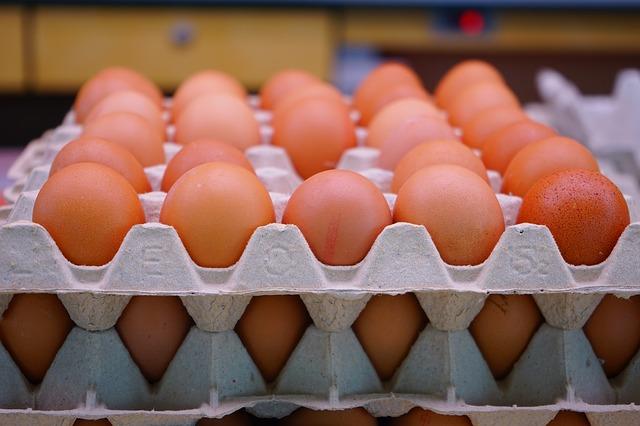 Cara Menyimpan Telur