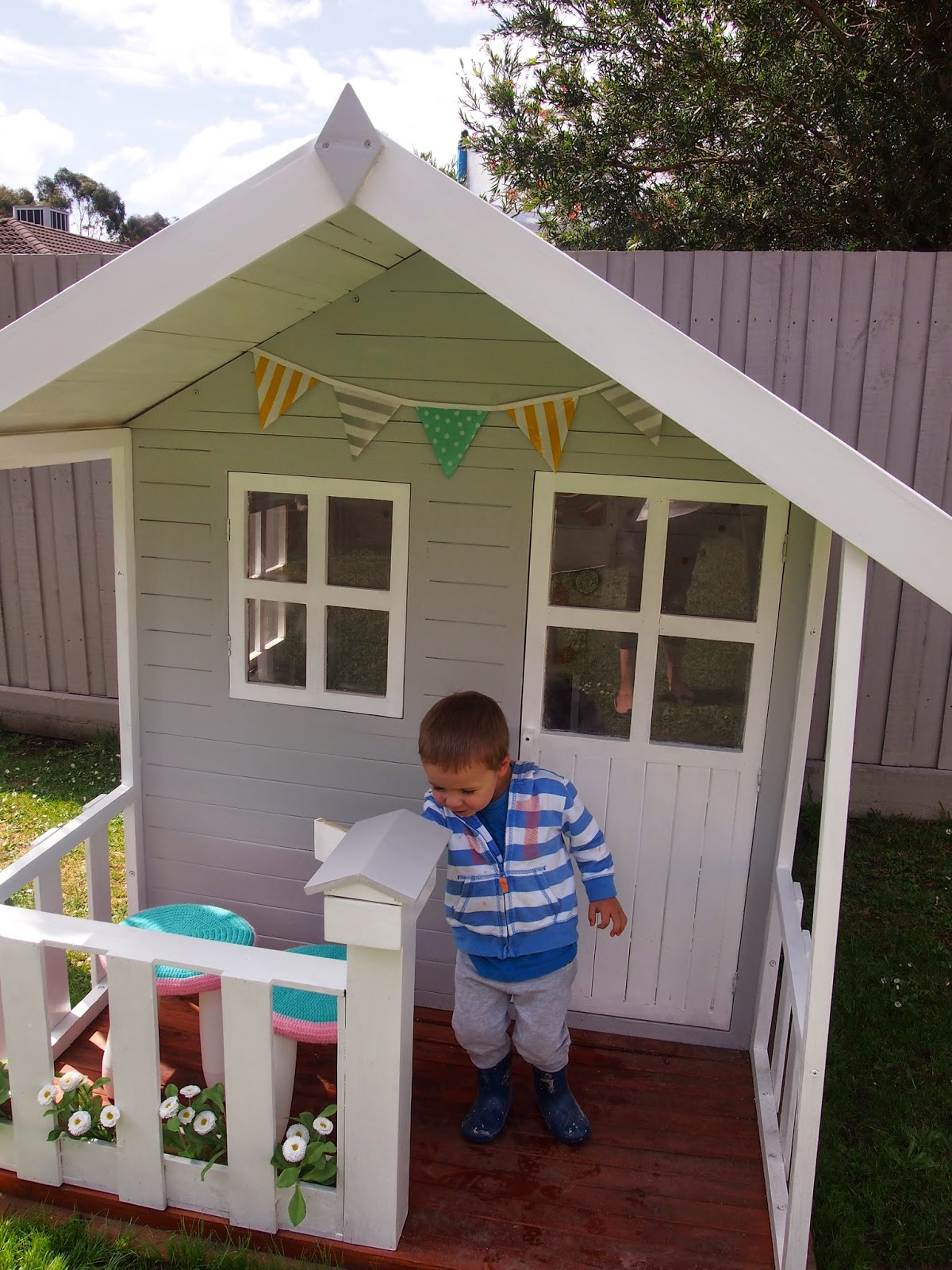utterly organised project cubby house the finished product our