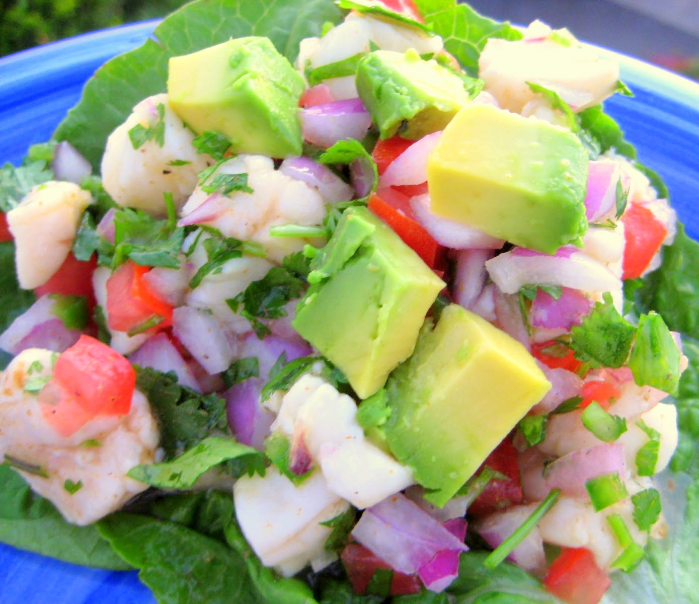 ONE DISH AT A TIME: CHILEAN SEA BASS CEVICHE