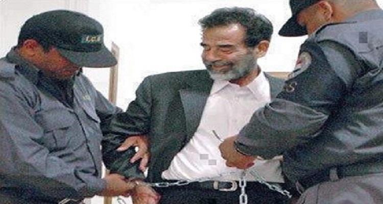 آخر شيء طلبه الراحل صدام حسين قبل اعدامه