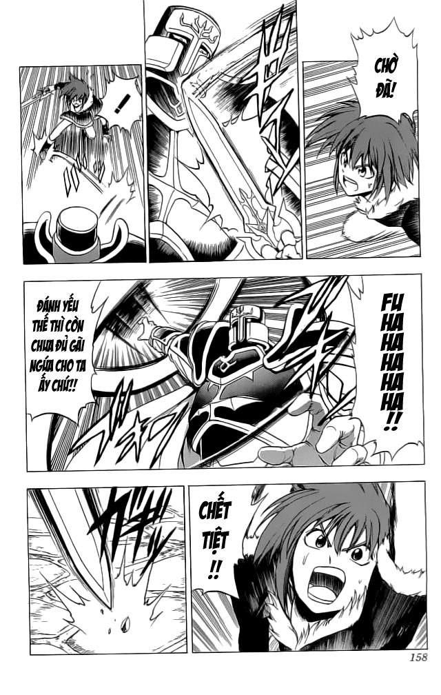 Fire Emblem-Hasha no Tsurugi chap 12 - Trang 20