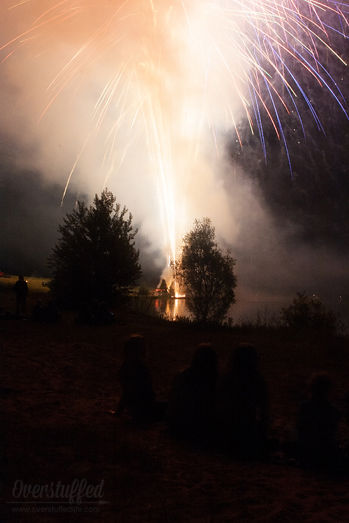 Easy tips for taking photos of the fireworks shows this July 4th.