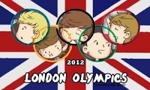 One Direction en los juegos Olimpicos :)