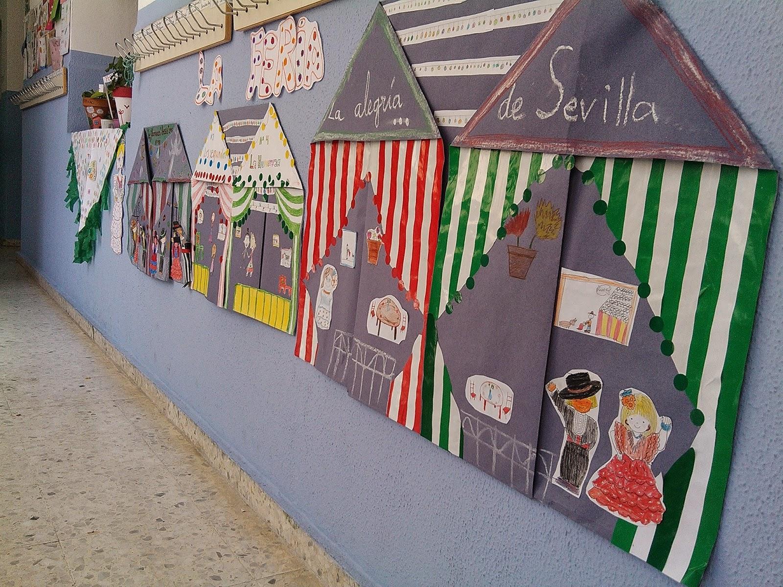 Ceip arias montano sevilla la feria - Feria de manualidades en barcelona ...