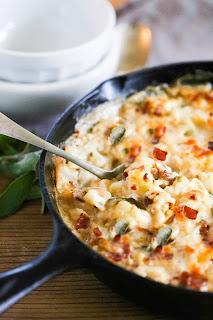 Creamy Cauliflower Gratin Recipe