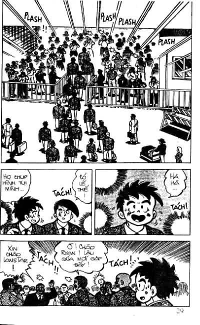 Jindodinho - Đường Dẫn Đến Khung Thành III Tập 26 page 29 Congtruyen24h