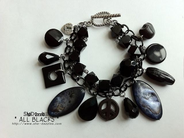 ar214-charm-bracelet-black