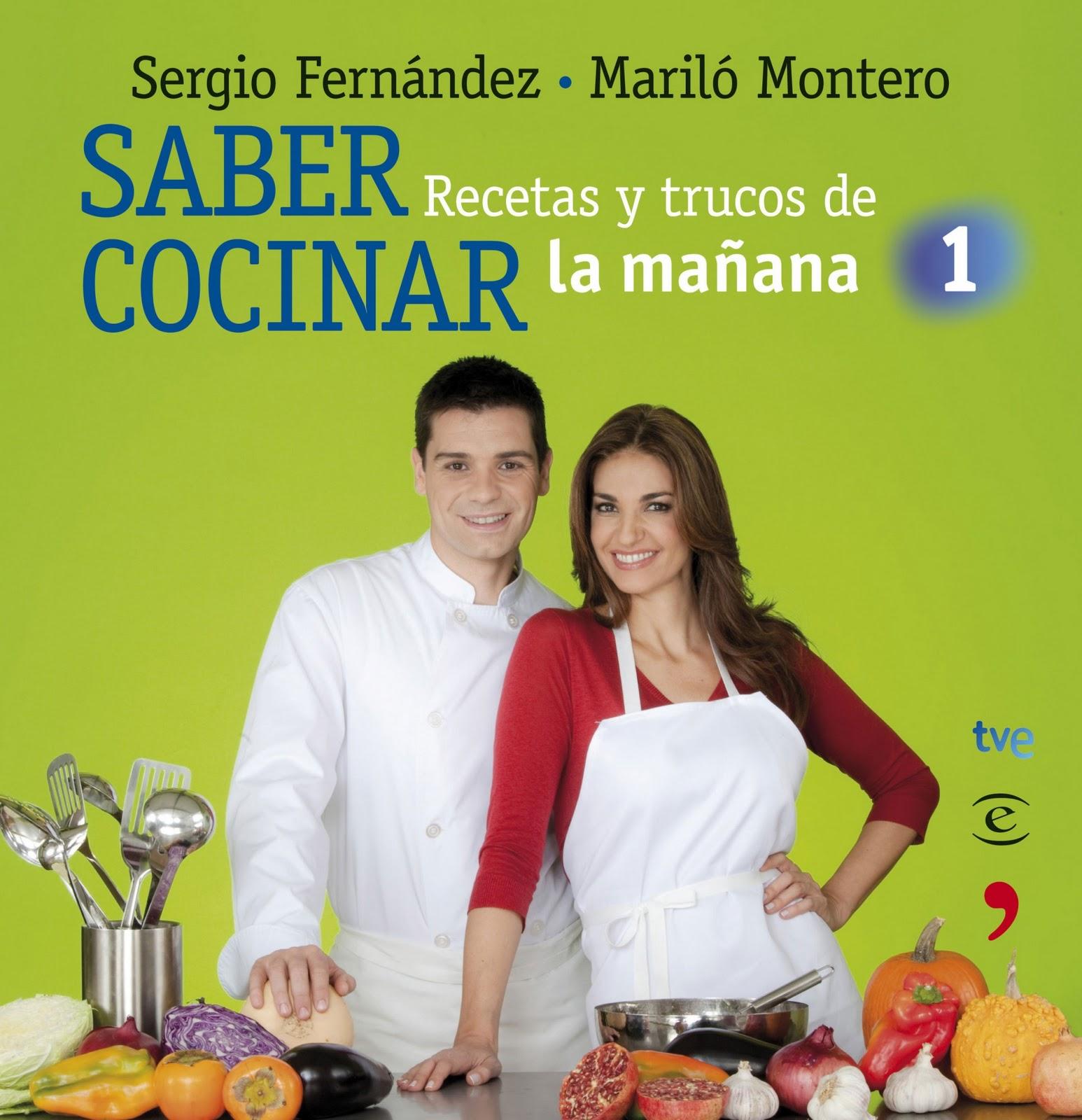 Saber cocinar recetas y trucos de la ma ana fernandez for La cocina de sergio