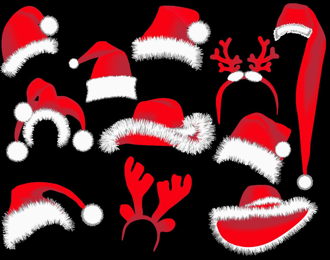 christmas hats wallpapers beautiful computer beautiful