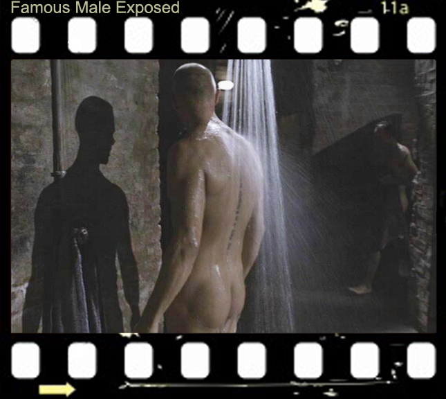 Luke goss naked