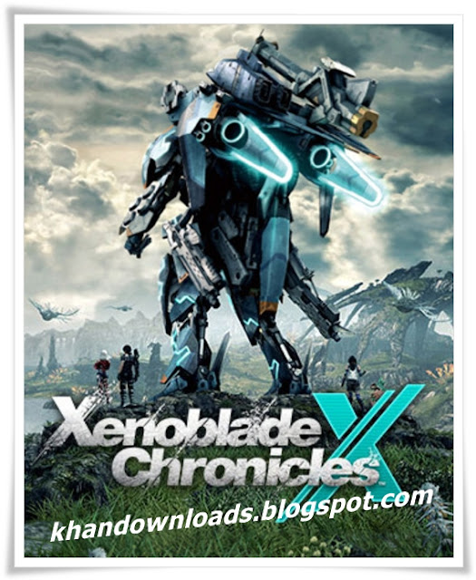 Xenoblade Chronicles X PC Game Free Download