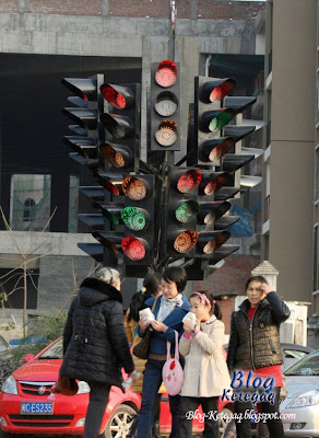 Lampu isyarat paling mengelirukan