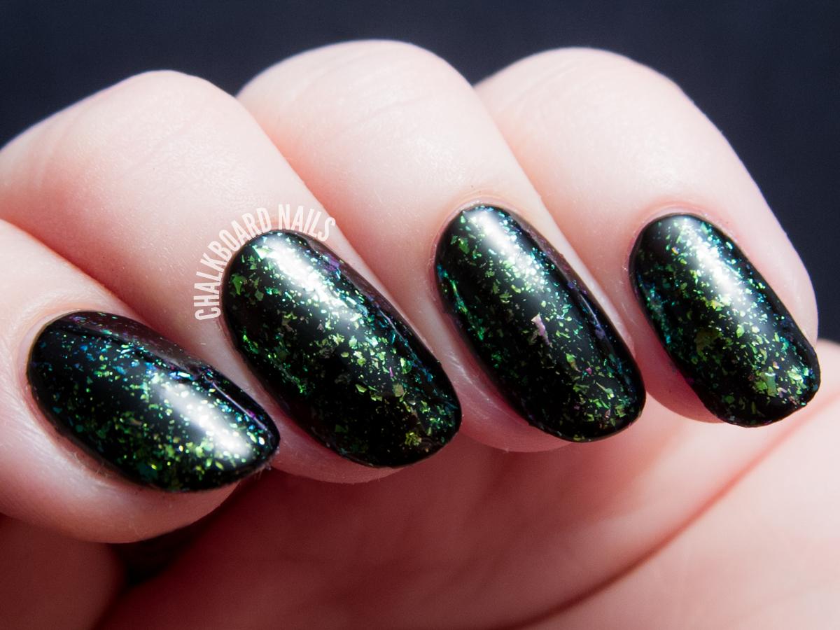 I Love Nail Polish - Success via @chalkboardnails