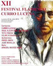 FESTIVAL FLAMENCO CURRO LUCENA