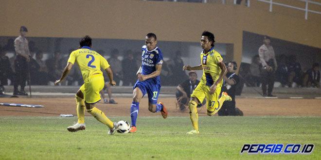 Persib vs Arema 3-1 Semifinal ISL 2014