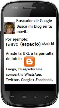 BUSCA TWITVC MADRID EN TU MOVIL