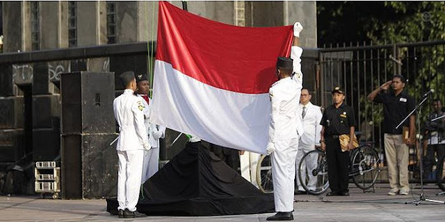 Kenapa Upacara Bendera Harus Hari Senin, Ini Alasannya
