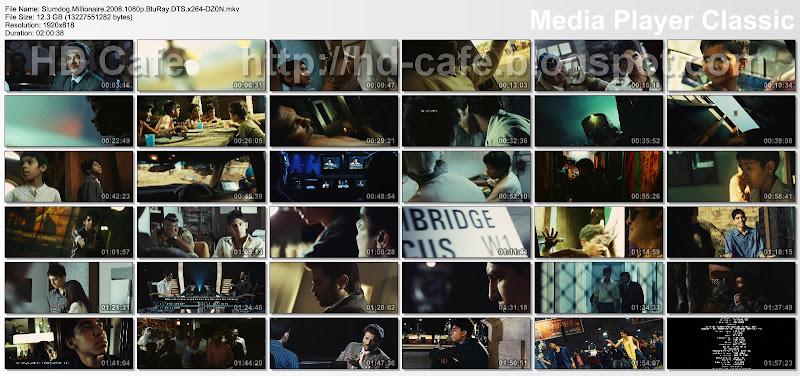 Slumdog Millionaire 2008 video thumbnails