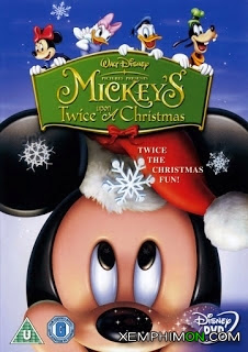 Giáng Sinh Của Chuột Mickey Thuyết minh