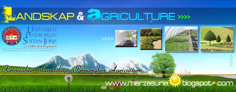 ^^ Landskap & Agriculture ^^