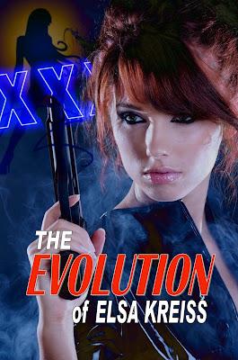 myBook.to/TheEvolutionofElsaKreiss