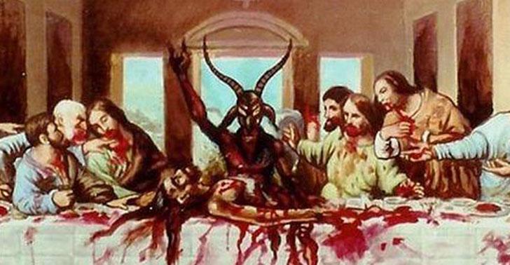 Primeira Marcha para Satanás no Brasil - Veja Essa Mensagem de Alerta