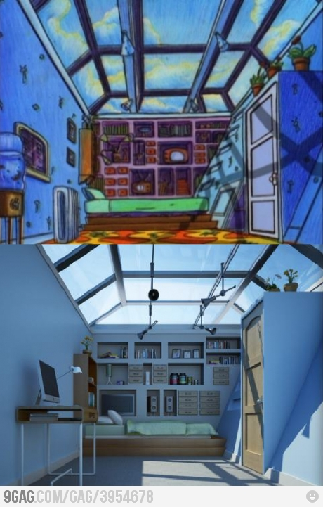 Hey Arnolds Room