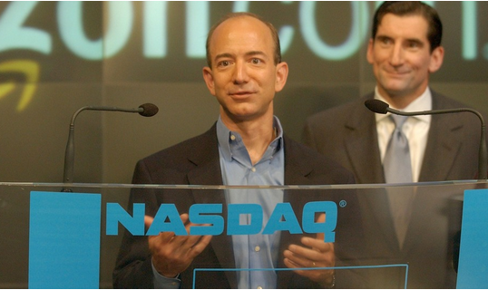 Saham Amazon.com tembus $300 untuk pertama kalinya