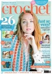 Inside Crochet issue 57 : stars cowl
