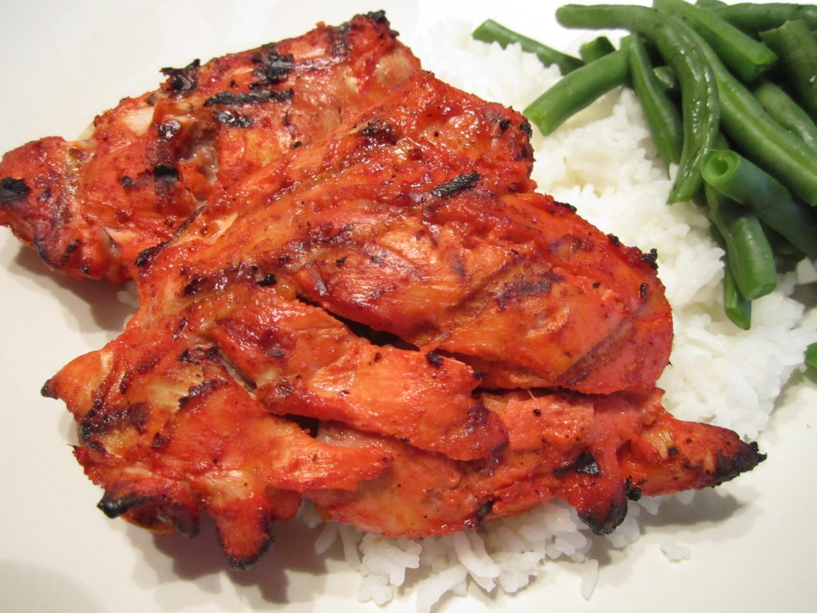 Chicken Tandoori — Rezepte Suchen