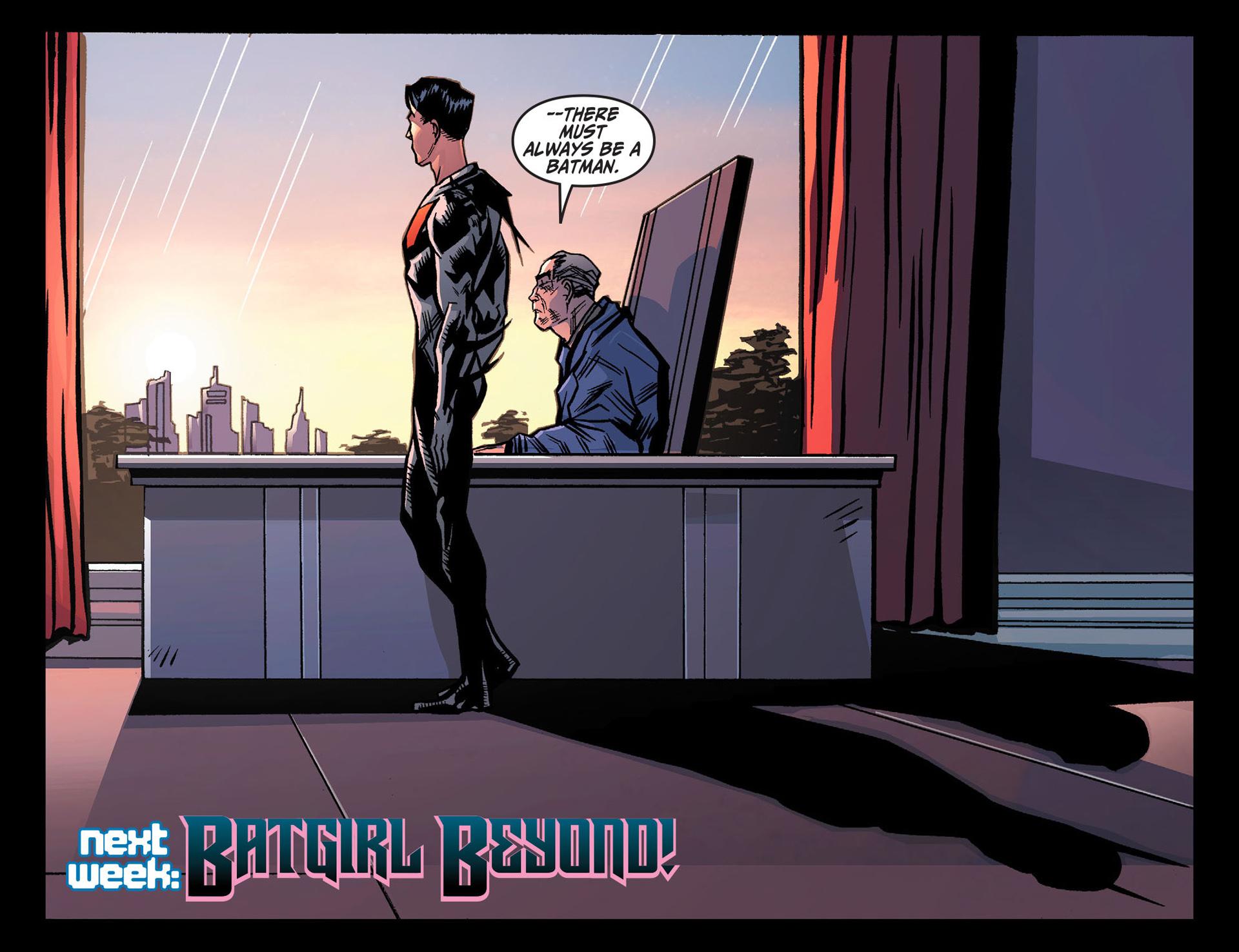 Batman Beyond (2012) Issue #26 #26 - English 22