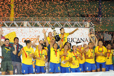 BRASIL CAMPEONAS SUDAMERICANAS SUB 20, CURITIBA-BRASIL  2012