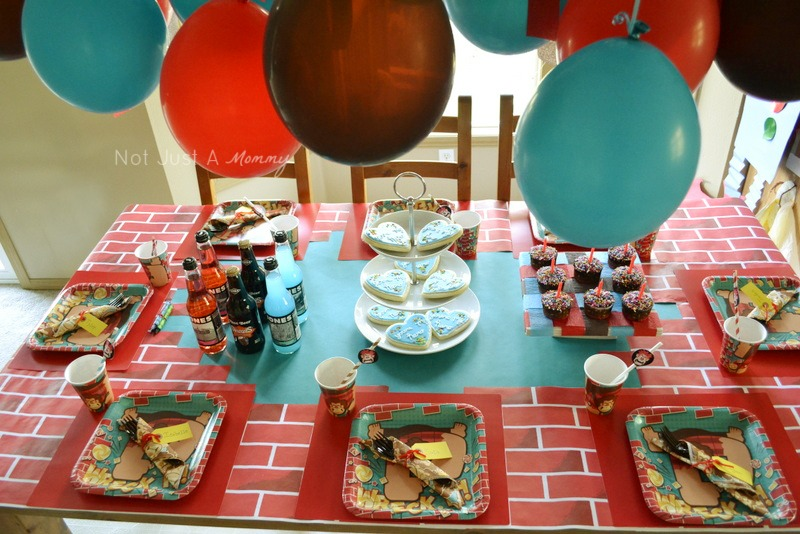 Wreck It Ralph Movie Watching Party (Part I) + Birthday Express Review