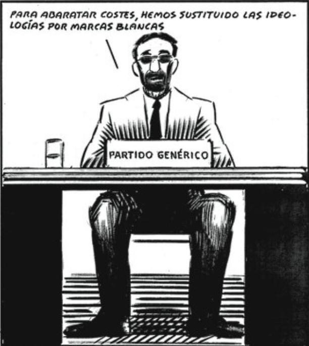 Doctor Ojiplatico. El Roto. Viñetas para una crisis