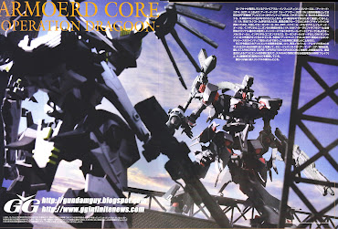 #8 Armored Core Wallpaper