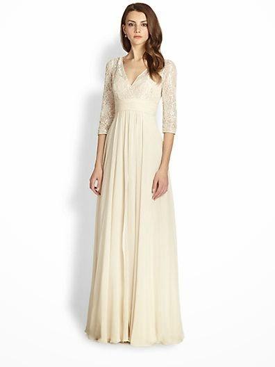 Teri Jon Dress - Affordable Wedding Dresses: Regency