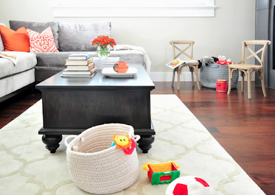 Easy Ways To Child-Proof Your Living Room & Keep Your Little Ones Safe