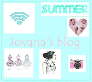 Jovana's blog ❤☺