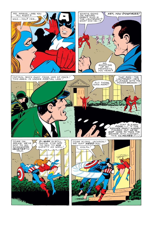 Captain America (1968) Issue #331 #260 - English 16