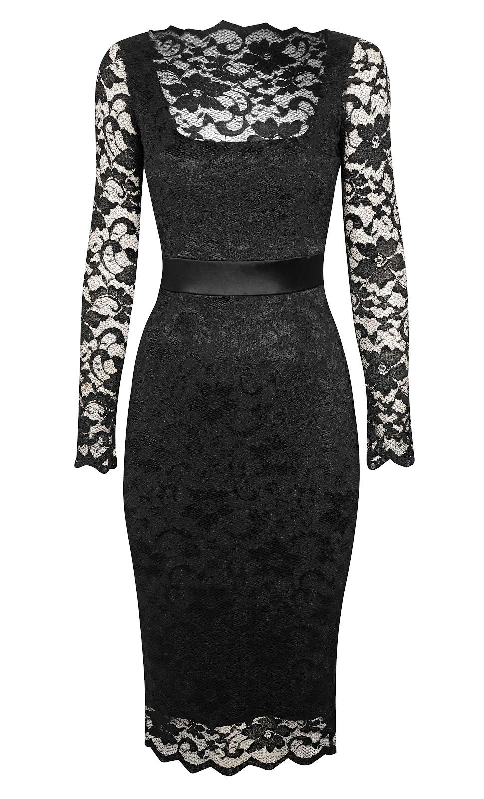 Sam faiers black lace dress stony heart fashion fashion detective