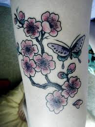 Blossoms Tattoo