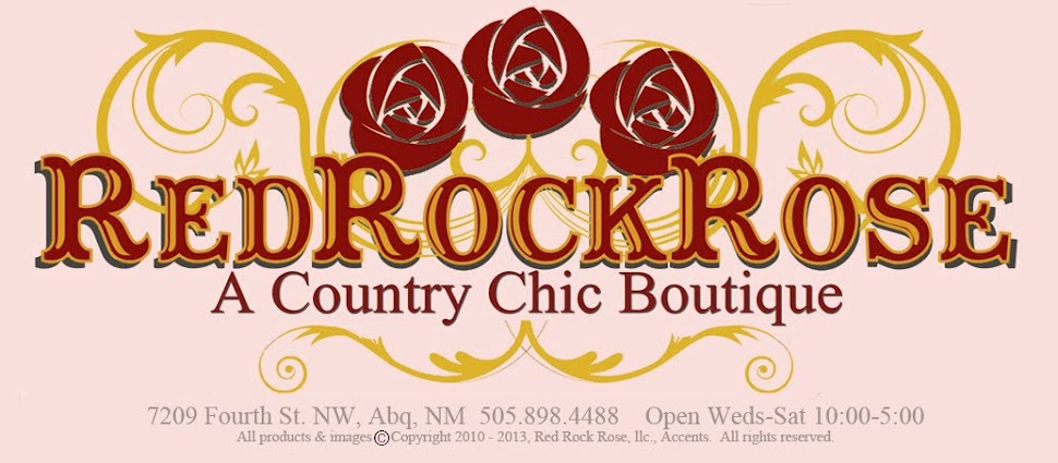 Red Rock Rose BOUTIQUE